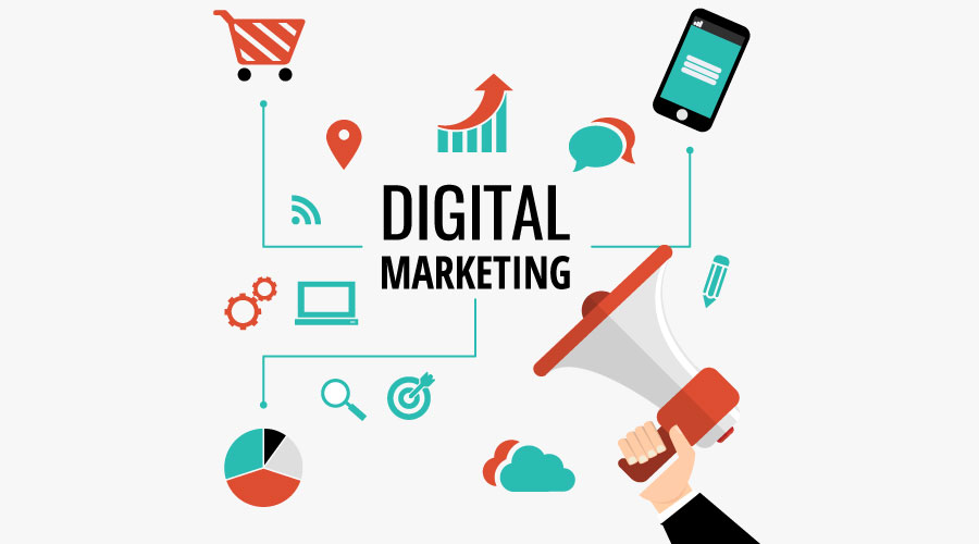 Digital Marketing Agency in Birtamode